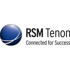 RSM tenon connected for success logo