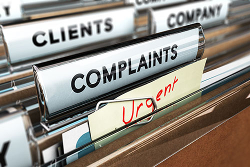 Outsourced complaints handling approaches