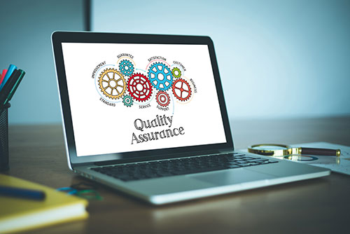 Sales and customer service quality assurance