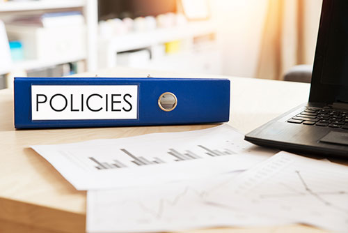 Simplifying policy, process and guidance
