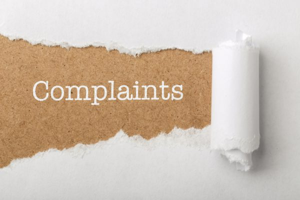 Complaints training